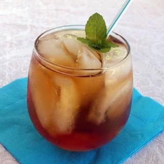 Iced Tea Infusions