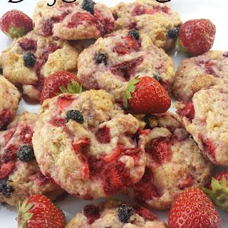Berry Shortcake Cookies
