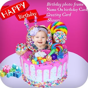 Birthday greeting cards maker photo frames cake android apps birthday greeting cards maker photo frames cake bookmarktalkfo Image collections