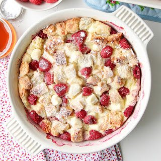 Berry Bread Pudding Recipes
