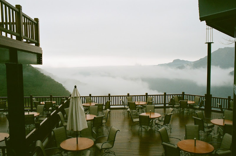 [景點][新竹]數碼天空 - 被雲霧包圍的咖啡廳
