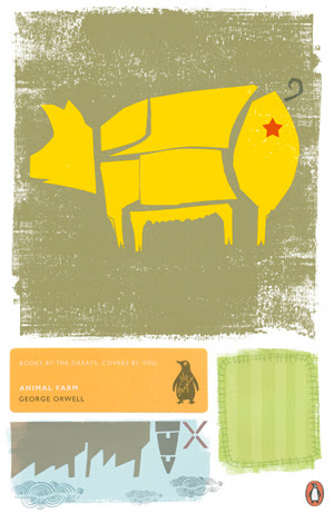 Scott balmer illustration penguin design your own book cover for Design your own farm layout