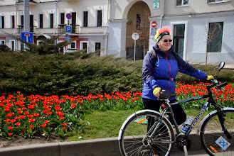 Photo: 6 апреля - тюльпаны в Минске!