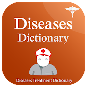 Diseases Treatments Dictionary (Offline)