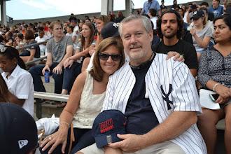 Photo: New York Yankees Game