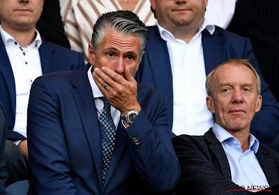 """""""Mister Michel"""" réagit à l'éviction de son fils à Anderlecht"""