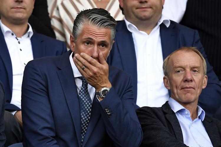Anderlecht : Michaël Verschueren a racheté les parts d'Alexandre Van Damme et de Jo Van Biesbroeck