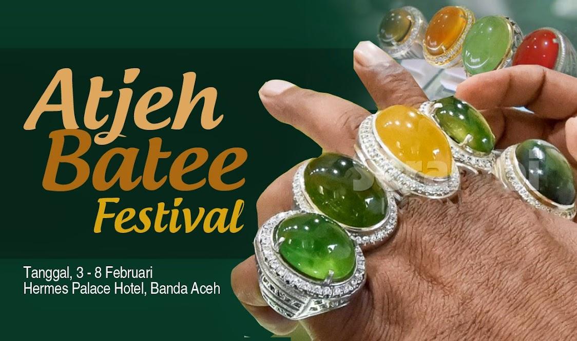 Atjeh Batee Festival