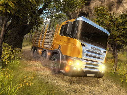 Offroad Truck Construction Transport 1.7 screenshots 9