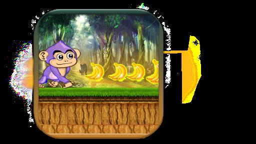 monkey bleu run