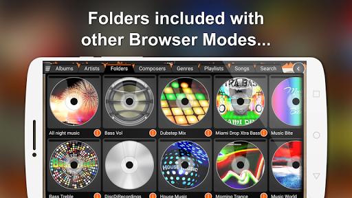 DiscDj 3D Music Player - Dj Mixer  screenshots 5