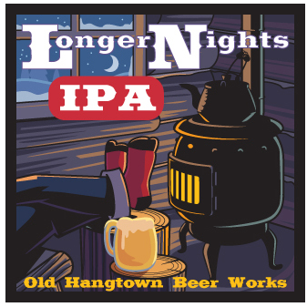 Logo of Longer Nights India Pale Ale