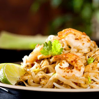Summer Shrimp Pad Thai!