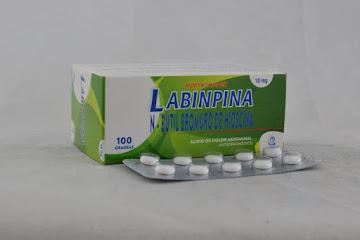 Solo Online Labinpina Grag 10 Mg   Gragea 100 Und