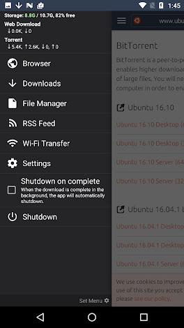 zetaTorrent Pro - Torrent App 3.3.7 APK