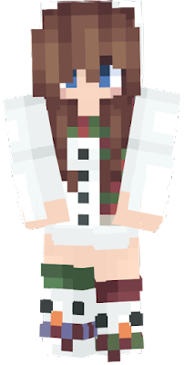 christmas - Christmas Skins For Minecraft