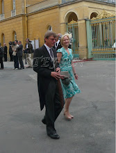 Photo: Prince Stephan and Princess Maria zur Lippe
