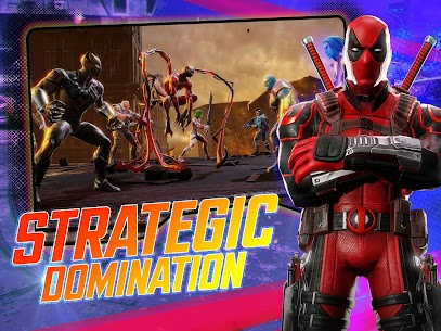 MARVEL Strike Force Mod 2.3.1 Apk [Unlimited Money] 9