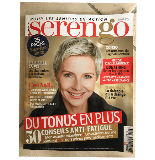 couverture serengo