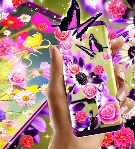 Spring live wallpapers Apk  Download For Android 5