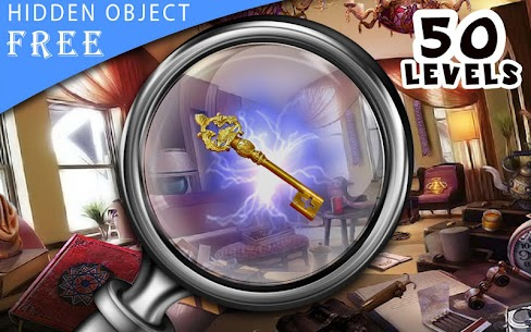 Hidden Object Game Free 50 Levels : Deep Search 1.0 Android Mod APK 2
