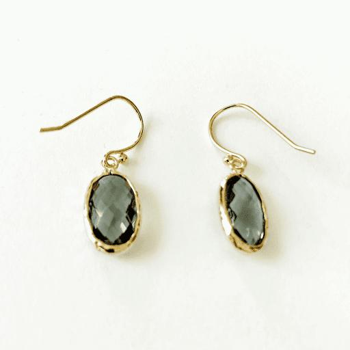 boucles-d-oreilles-cristal oval gris