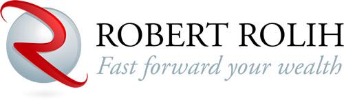Public speaker Robert Rolih