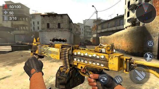 Zombie 3D Gun Shooter- Real Survival Warfare 5
