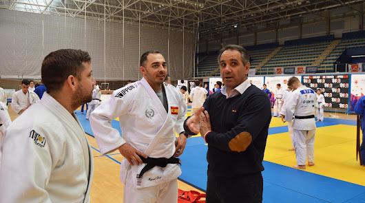 El judo marca su inicio en los Juegos Deportivos el 22 de diciembre