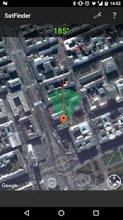 Satellite Finder (100 pour 100) - náhled