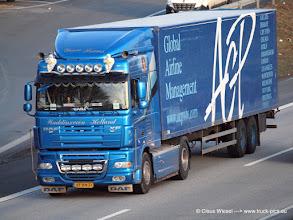 Photo: DAF XF  ----->   just take a look and enjoy www.truck-pics.eu