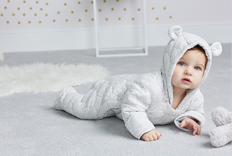 Discover our wide range of baby clothing