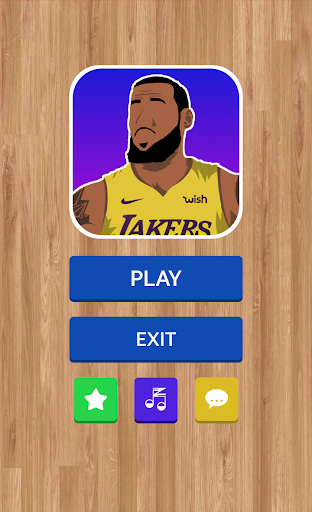 Quiz NBA Basketball 1.4 screenshots 1