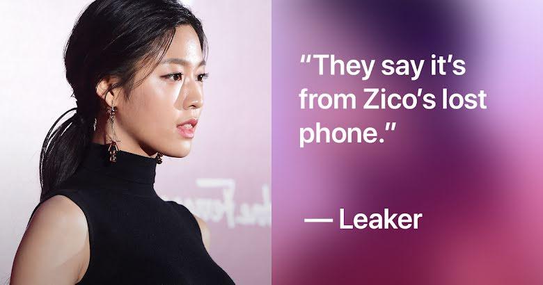 Seolhyuns fake nude photos circulate online, AOA singer