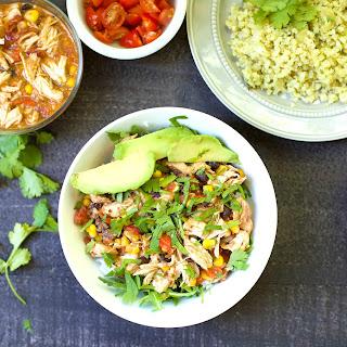 Slow Cooker or Instant Pot Santa Fe Chicken Recipe