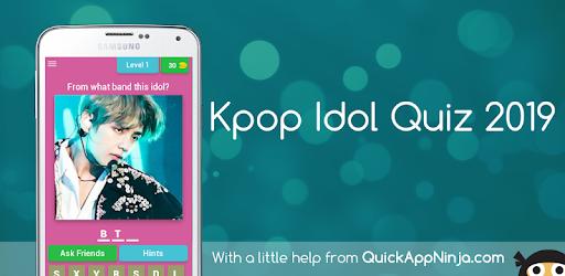 kpop Idol dating quiz