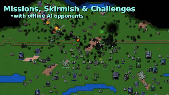 Game Rusted Warfare - RTS Strategy APK for Windows Phone
