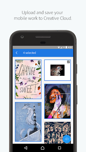 Adobe Creative Cloud 4.8.1 Apk for Android 6