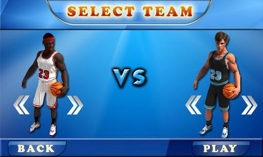 Play Real Basketball Game 2015