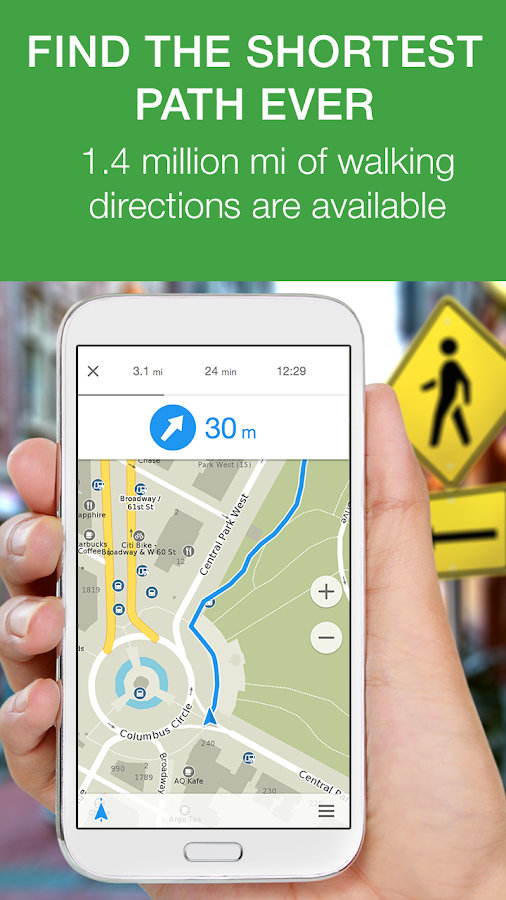 MAPS.ME – GPS Navigation & Map- screenshot