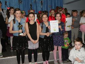Konkurs Tańca dla klas I