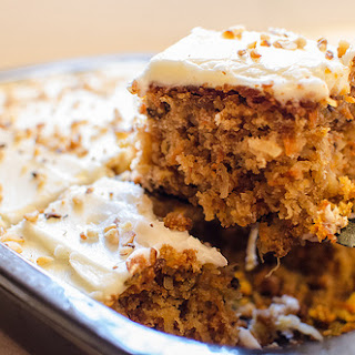 Buttermilk Carrot Cake Recipes.