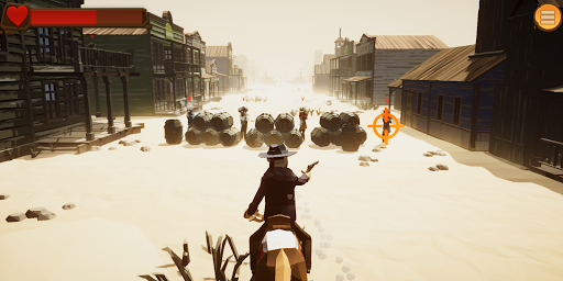 Outlaw! Wild West Cowboy - Western Adventure 0.9 screenshots 1