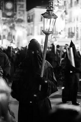 Processione nera, Sorrento di Magendie
