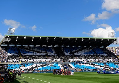 500 personnes dans le tribunes du Jan Breydel pour le dernier match de la saison?