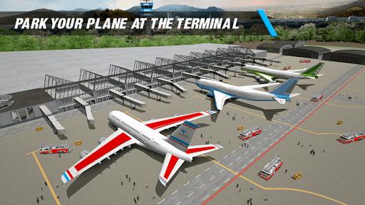 Pilot Plane Landing Simulator - Airplane games filehippodl screenshot 3