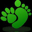 Op stap met de hond icon