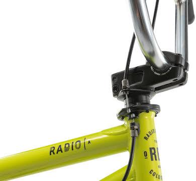 "Radio 2019 Astron 20"" FS Complete BMX Bike 20.6"" TT Metallic Yellow alternate image 6"