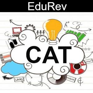 Cat free paper question pdf