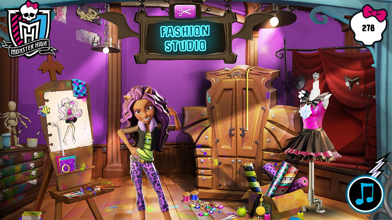 Monster High™- screenshot